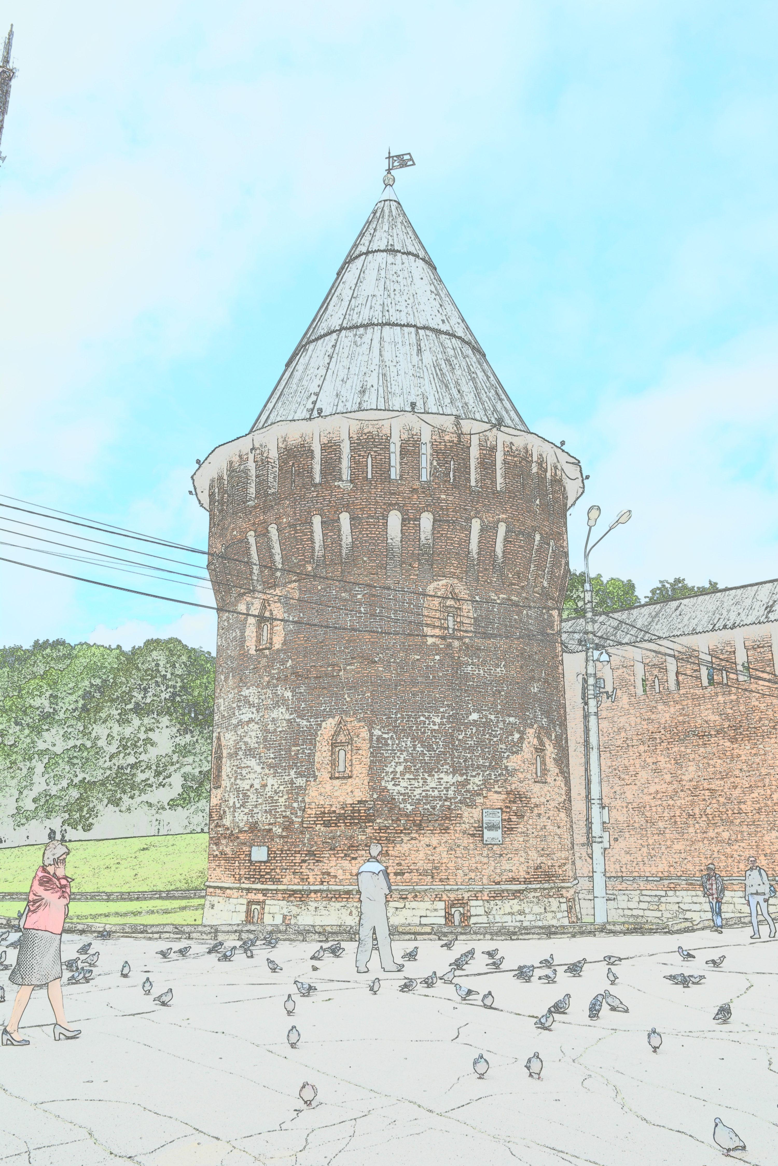 Смоленск. Музей «Смоленск — щит России»